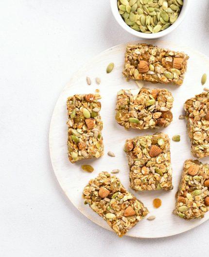 Energy nutrition bar, granola